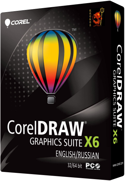 CorelDRAW Graphics Suite X6.4 16.4.0.1280 SP4 + Special Edition 160109