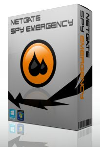 NETGATE Spy Emergency Crack Patch Serial Key