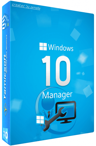 Yamicsoft Windows 10 Manager 2.0.7 Portable