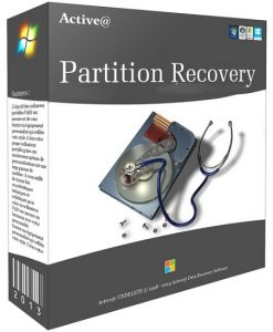 Active Partition Recovery Professional 15