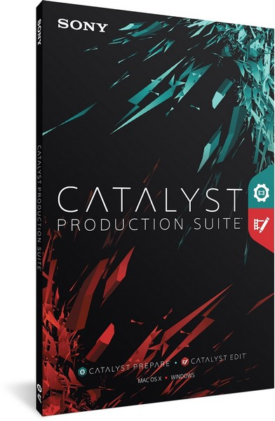 Sony Catalyst Production Suite 2016 Full Crack