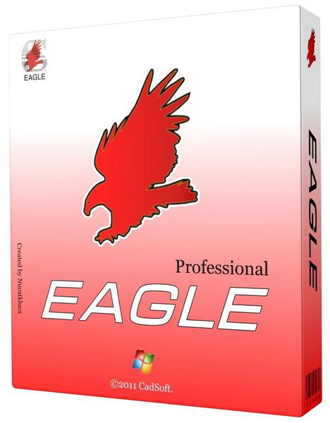 CadSoft Eagle Professional 7.6.0 + Crack (x86/x64) Is Here ! | SadeemPC