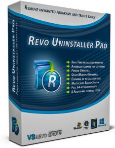 Revo Uninstaller Pro 3.2.1 Full Version Free Download with License Key