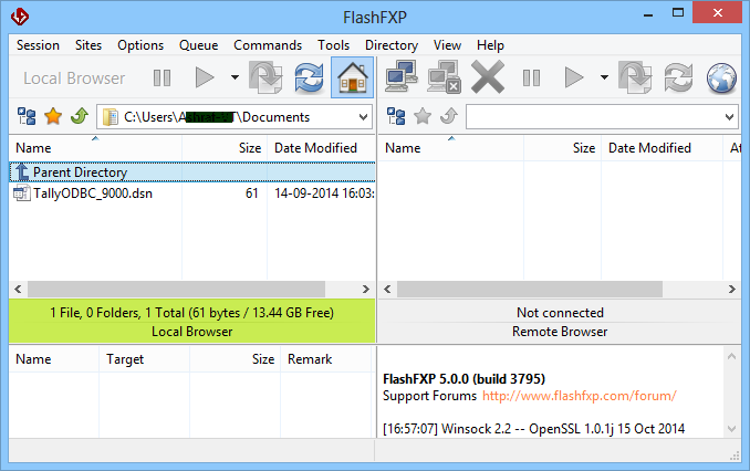 FlashFXP 5 License Key