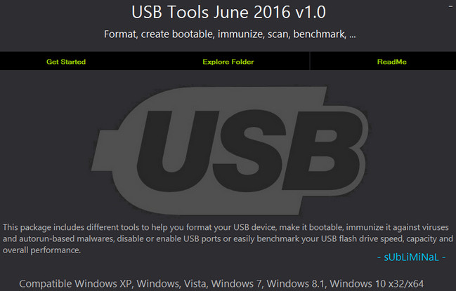 Disable Usb Free Download