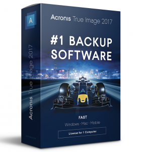 Acronis True Image 2017 Full Version Crack