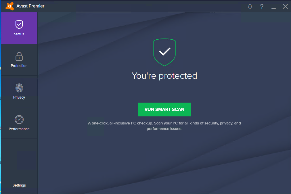 Avast! Premier 2017 License Key