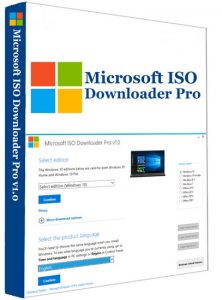 Microsoft ISO Downloader Pro