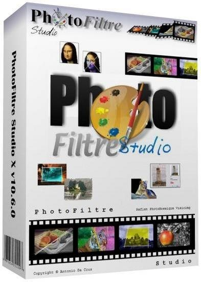 PhotoFiltre Studio X 10.12.0 Incl Serial Keys