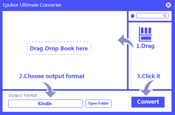 Download Epubor Ultimate Converter 3.0.9.320 + Serial Keys [Latest]