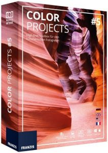 Franzis COLOR projects 5 Full Crack Serial Key