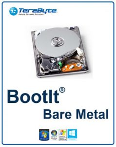 TeraByte Unlimited BootIt Bare Metal 1.36a Retail + Serial Keys