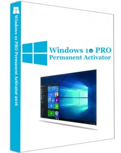 Windows 10 Pro Permanent Activator Ultimate 2018 v2.2 Free Download