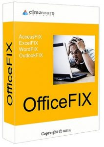 Cimaware OfficeFIX Professional Crack Patch Keygen Serial Key