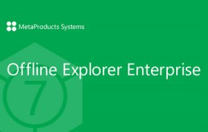 Offline Explorer Enterprise Crack Patch Keygen License Key