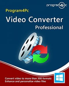 Program4Pc Video Converter Pro Crack Patch Keygen Serial Key