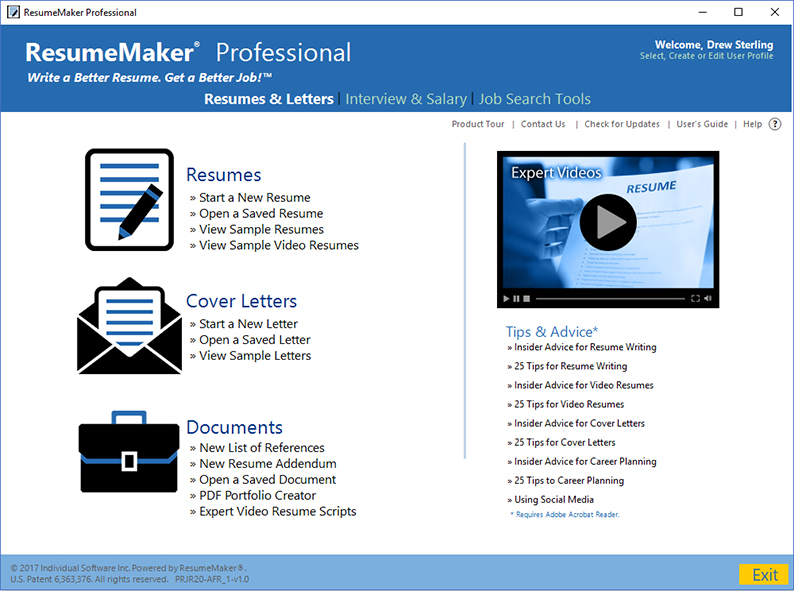 resumemaker professional deluxe 20 1 0 115   crack