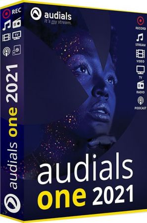 Audials One 2021.0.135.0 Crack + License Key Full Free Download